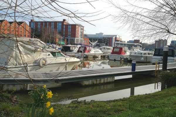 Waterways Wellies and Wellbeing