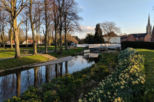 Reconnecting the Witham